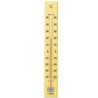 佐藤計量器製作所 大型木製寒暖計 SK式60型 1本 (直送品)