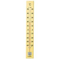 佐藤計量器製作所 大型木製寒暖計 SK式90型 1本 (直送品)