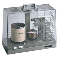 佐藤計量器製作所 シグマII型気圧記録計(クォーツ式) 1台 (直送品)