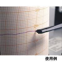 佐藤計量器製作所 カートリッジペン(紫)12本 (旧モデル名 SK-051-079 No.3709) 1セット (直送品)