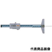 中村製作所 デジタル細穴デプスゲージ 200mm 1個 (直送品)