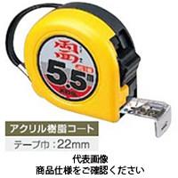 ムラテックKDS コンベックス 両面ネオロック鬼爪 25mm幅×5.5m ZS25-55DH BP (直送品)
