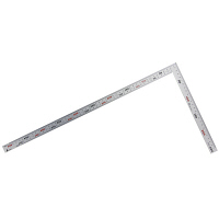 シンワ測定 曲尺シルバー 52cm 10405 1個 (直送品)