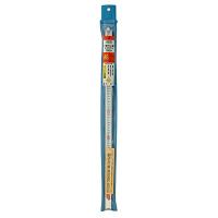 シンワ測定 直尺 3倍尺のび助両方向式 1.9m AB メートル目盛 1個 (直送品)