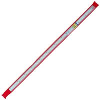 シンワ測定 直尺 尺杖 普及型 12尺相当(368cm) 目盛付き 1個 (直送品)