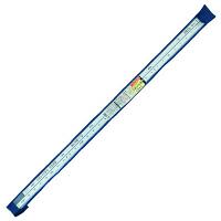 シンワ測定 直尺 隅木尺棒 関東間用 全長9.3尺相当(282.4cm) 1個 (直送品)