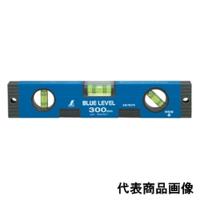 シンワ測定 ブルーレベル 1200mm マグネット付 1個 (直送品)