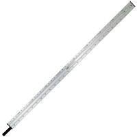 シンワ測定 丸ノコガイド定規 Iクランプ ワンタッチ 1.2m 1個 (直送品)