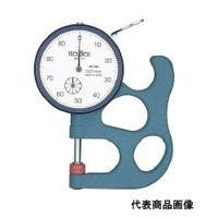 テクロック ダイヤルシックネスゲージ SM-112FE 1台 (直送品)