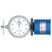 テクロック マグネット付クランクデフレクションゲージ TM-106YS 1台 (直送品)