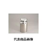 新光電子 OIML型円筒分銅(非磁性ステンレス) F2CSO-500G 1個 (直送品)