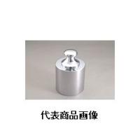新光電子 基準分銅型円筒分銅(非磁性ステンレス) M1CSB-500G 1個 (直送品)