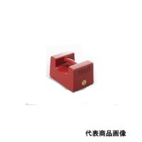 新光電子 枕型分銅(鋳鉄) M1RF-2K 1個 (直送品)