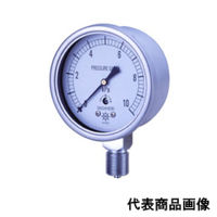 第一計器製作所 BAシリーズ微圧計バイヨネットケース AT G3/8 100×5KPA 1個 (直送品)