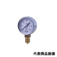 第一計器製作所 HNT汎用圧力計 蒸気用 AMT R1/4 60×4MPA 1台 (直送品)