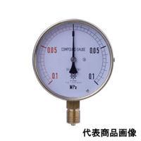 第一計器製作所 HNT汎用圧力計 蒸気用 AMT G3/8 100×0.1MPA 1台 (直送品)
