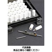 ドムコーポレーション ピンゲージセット(0.01とび) DP-15A 15.00〜15.50 1台 (直送品)