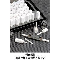 ドムコーポレーション セラミックピンゲージセット(0.01とび) DC-7B 7.50〜8.00 1台 (直送品)