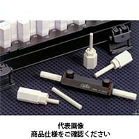 ドムコーポレーション セラミックピンゲージセット(0.01飛び) DC-10B 10.50-11.00 1台 (直送品)