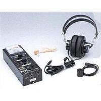 エクセル マイクロサウンドスコープ(機能満載・高感度聴音機)ヘッドホン付 PCM-SH 1台 (直送品)