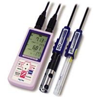 東亜ディーケーケー ポータブル溶存酸素計・pH計 DM-32P 1台 (直送品)