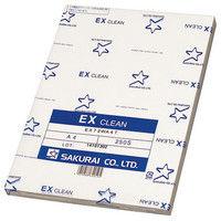 EXクリーン A4グリーン EX72GA4T 1箱(2500枚:250枚×10冊)
