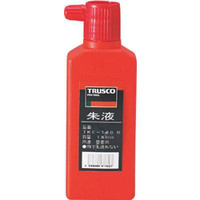 トラスコ中山(TRUSCO) 朱液 180cc 赤 TKE-180 R 1個 253-3278 (直送品)