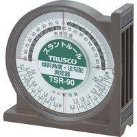 トラスコ中山(TRUSCO) スラントルール TSR-90 1個 229-7299 (直送品)