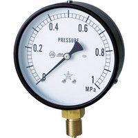 右下精器製造 一般圧力計 G311-211-M-0.1MP 1個 325-9617 (直送品)