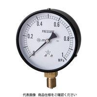 右下精器製造 一般圧力計 G311-211-M-0.25MP 1個 325-9625 (直送品)