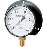 右下精器製造 一般圧力計 G421-211-V-0.1MP 1個 326-0151 (直送品)