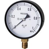 右下精器製造 スター (圧力計) S-31-1MP 1個 321-4052 (直送品)