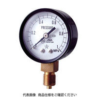 右下精器製造 スター (真空計) S-11-0MP 1個 308-4337 (直送品)