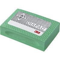 スリーエム ジャパン(3M) フレキシブルダイヤモンドハンドラップスS #60 55X90mm 緑 6200J S M21-250 220-7605 (直送品)