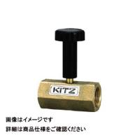 キッツ(KITZ) 青銅製圧力計ゲージバルブ 10A BCGVL10A 1本 295-9488 (直送品)