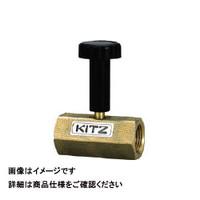 キッツ(KITZ) 青銅製圧力計ゲージバルブ 15A BCGVL15A 1本 295-9496 (直送品)