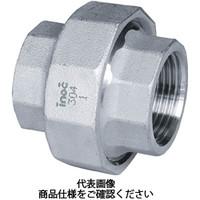 イノック(INOC) ユニオン(ガスケット) 304U80A 1個 176-7038 (直送品)