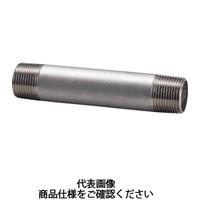 イノック(INOC) 両長ニップル 304NL10AX100L 1個 175-3827 (直送品)