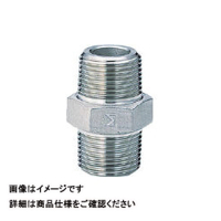 キッツ(KITZ) 六角ニップル PH-10A 1個 163-9871 (直送品)