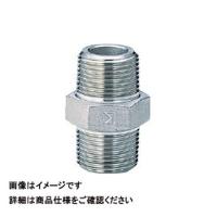 キッツ(KITZ) 六角ニップル PH-8A 1個 163-9862 (直送品)