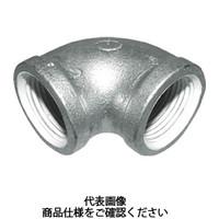 リケン(RIKEN) シール材付ネジ込み式白管継手 ZD-BL-25A 1個 284-3048 (直送品)