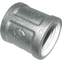 リケン(RIKEN) シール材付ネジ込み式白管継手 ZD-BS-15A 1個 284-3081 (直送品)