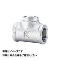 キッツ(KITZ) ステンレス継手径違いチーズ PRT1-20A 1個 163-9609 (直送品)