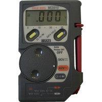 マルチ計測器 コード収納機能付ポケットマルチ MCD-010 1個 331-7391 (直送品)