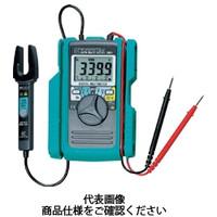 共立電気計器 KYORITSU AC/DCクランプ付デジタルマルチメータ MODEL2001 1個 337-5731 (直送品)