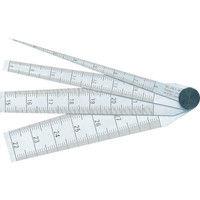 トラスコ中山(TRUSCO) テーパーゲージセット 測定範囲1.0〜29.0 TG-267M 1本 229-5717 (直送品)