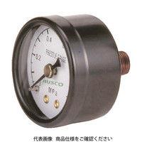 トラスコ中山(TRUSCO) 圧力計 表示板径Φ40 埋込型口径R1/8表示 TP-G40 1個 258-8242 (直送品)