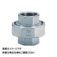 キッツ(KITZ) ユニオン PU-50A 1個 164-0534 (直送品)