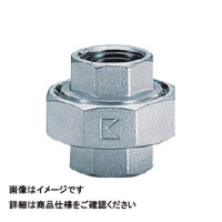 キッツ(KITZ) ユニオン PU-6A 1個 164-0453 (直送品)