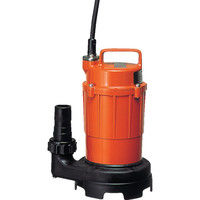 寺田ポンプ製作所 小型汚水用水中ポンプ 非自動 60Hz SG-150C 60HZ 1台 227-3411 (直送品)